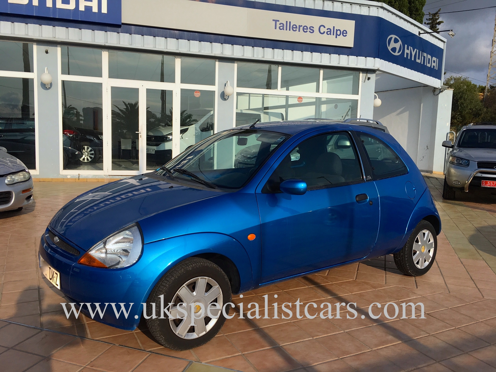 Ford Ka  Lhd In Spain Low Lms