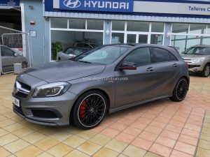 MERCEDES-BENZ A45 AMG - LHD IN SPAIN - 440BHP