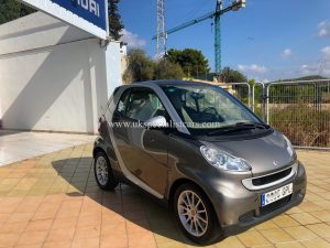 LHD Smart Fortwo 62 Passion - AUTOMATIC - LHD In Spain