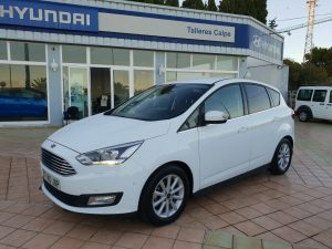 LHD Ford C-Max TITANIUM - LHD In Spain - NEW MODEL