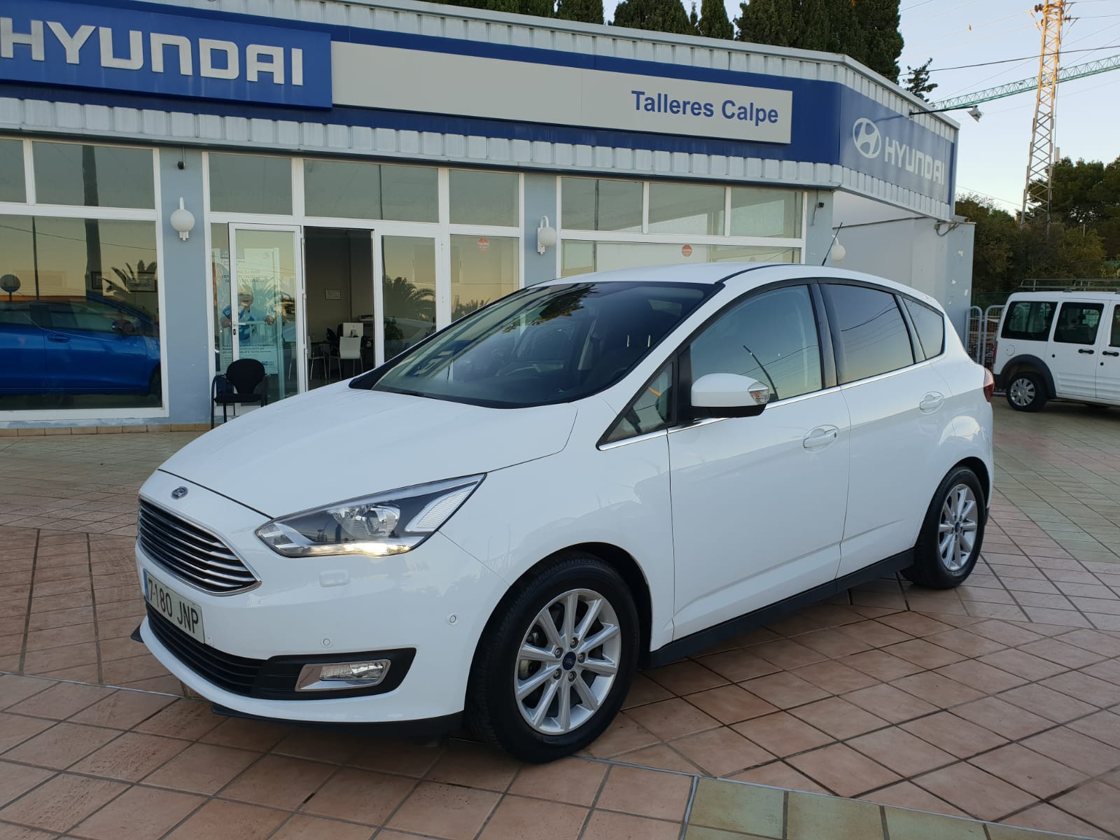 Lhd Ford C Max Anium In Spain New Model