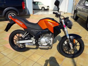 UK Specialist Cars have a Yamaha MH7 125cc - 4 Stroke - Low KMS -