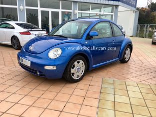 UK Specialist Cars have a 1 owner Volkswagen Beetle 2.0 - Left Hand Drive - LHD IN SPAIN