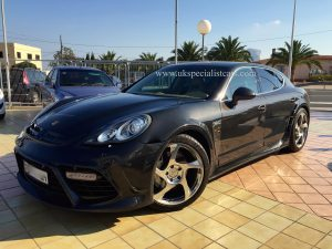 UK Specialist cars have a very special Porsche Panamera S - Mansory Auto Tiptronic - LHD In Spain