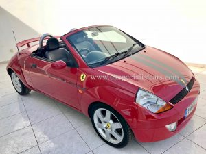 Ferrari / Ford Street Ka Convertible 1.3 - IN SPAIN - LOW MILES
