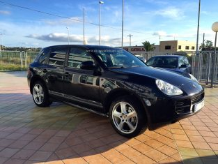 UK Spanish Cars have a Porsche Cayenne S Auto Tiptronic - LHD In Spain -