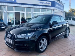 LHD AUDI A1 1.4 TFSI - LOW KMS - LHD IN SPAIN