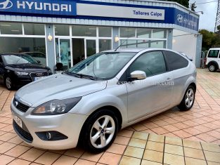LHD Ford Focus 1.6 TITANIUM - AUTOMATIC - LHD In Spain