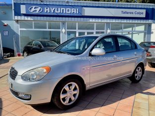 LHD HYUNDAI ACCENT 1.6 GLS – LOW KMS – LHD In Spain
