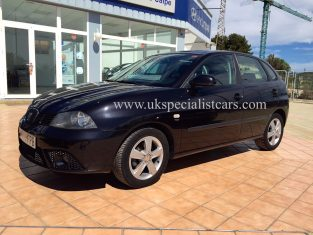 UK Specialist cars in Spain have a LHD new model Seat Ibiza 1.9 Tdi Diesel - Sport Ryder - LHD in Spain