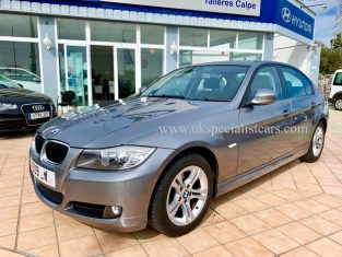 BMW 3 SERIES - 318D ES – DIESEL - RHD IN SPAIN