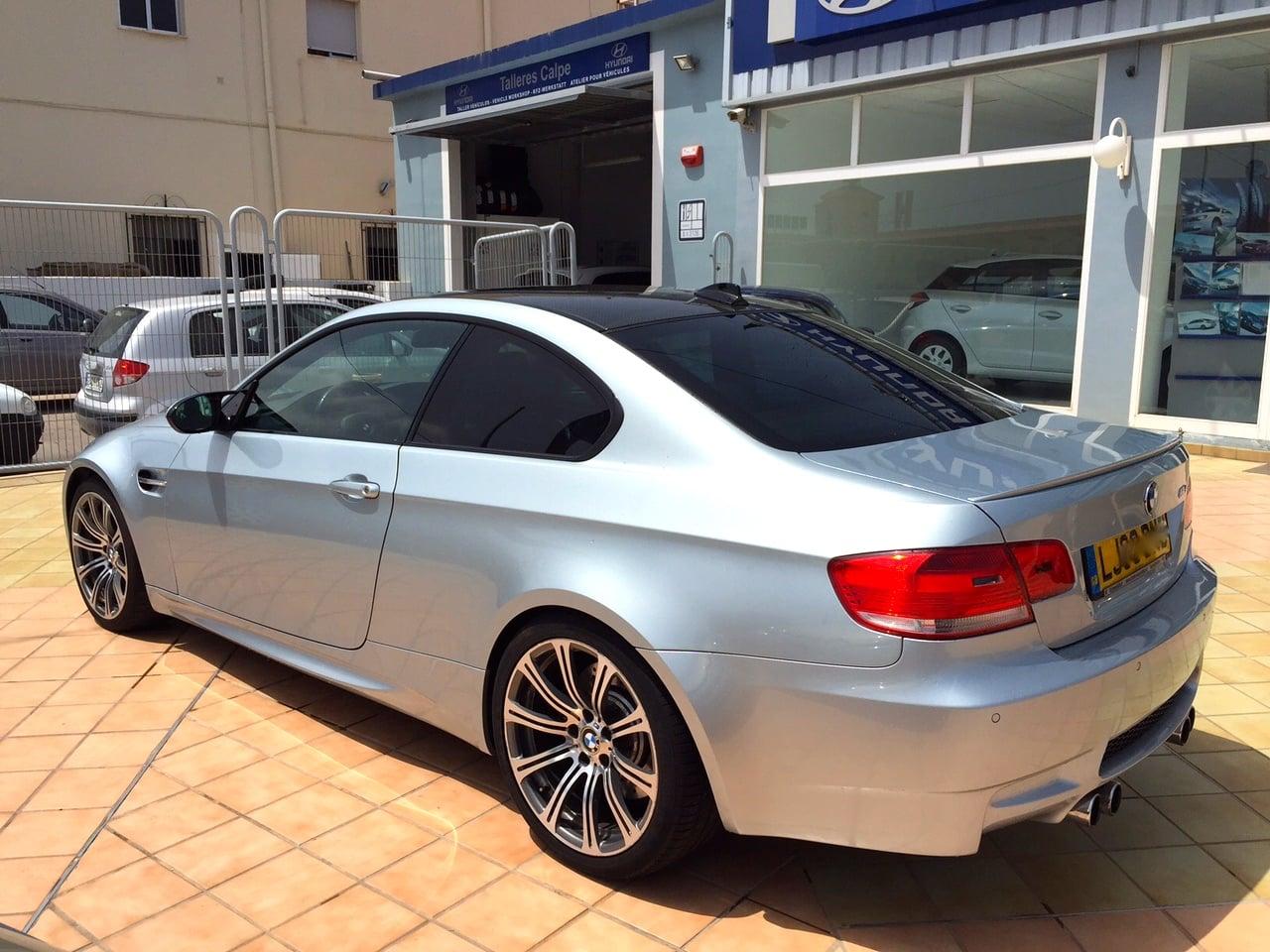 C4 On The Go >> BMW M3 V8 New Model - LHD BMW M3 in Spain