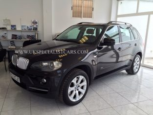 UK Specialist cars in Spain have a LHD new model BMW X5 Auto with 7 seats