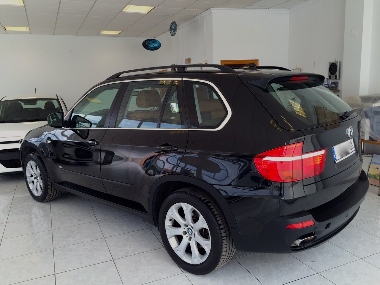 Bmw X5 4 8 Auto 7 Seater New Model Lhd In Spain