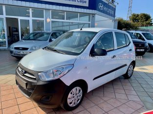 LHD HYUNDAI I10 1.2. – LHD IN SPAIN