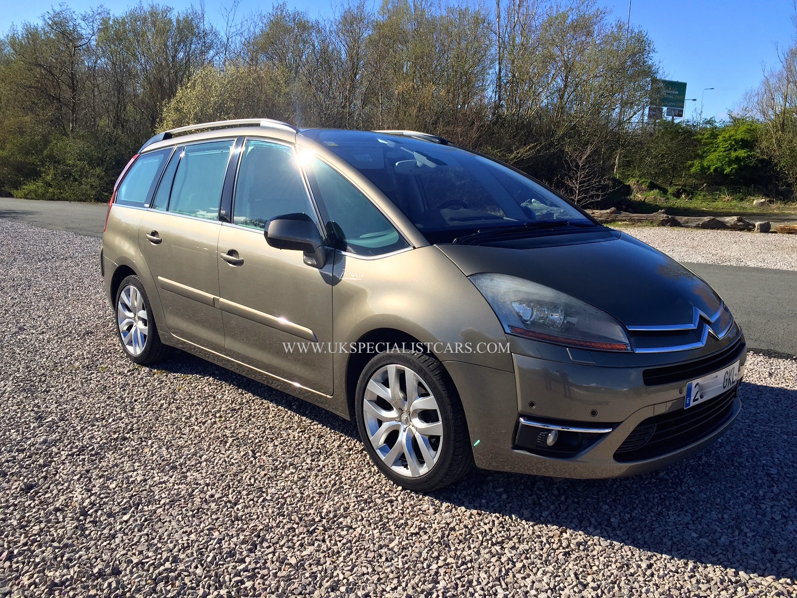 Citroen C4 Picasso Exclusive 7 Seater Automatic Lhd