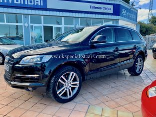 AUDI Q7 – 3.0 DIESEL TDI – LHD IN SPAIN – AUTOMATIC - LOW KMS - 7 SEATS