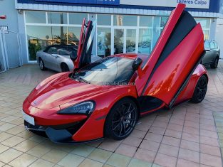 McLAREN 750S COUPE - HUGE SPEC - LOW KMS - LHD IN SPAIN