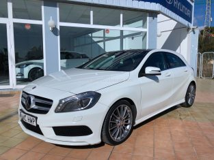MERCEDES-BENZ A-CLASS - A250 DIESEL - AMG LINE - AUTOMATIC