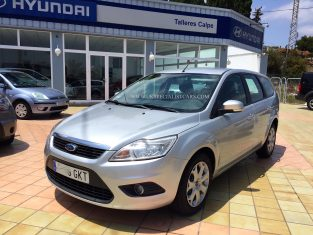 UK Specialist Cars have a left hand drive Ford Focus Estate TDCI Diesel - AUTOMATIC - LHD In Spain