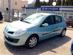Renault Clio LHD