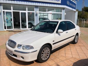 LHD ROVER 45 1.6 - LOW KMS - LHD IN SPAIN