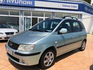 LHD HYUNDAI MATRIX 1.6 CRDI DIESEL - LOW KMS