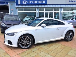 Audi TT S-Line 2.0 TFSI - S Tronic - AUTOMATIC - LHD In Spain