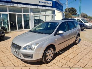 LHD Ford Focus 1.8 TDCI ESTATE - LHD In Spain