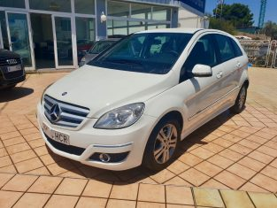 LHD Mercedes-Benz B-Class B180 – AUTOMATIC DIESEL - LHD In Spain