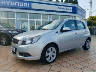 LHD Chevrolet Aveo 1.2 LS 5dr - LHD IN SPAIN