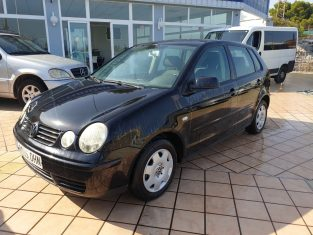 LHD VOLKSWAGEN POLO 1.2 - LOW KMS - LHD IN SPAIN