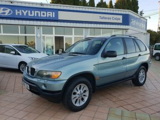 LHD BMW X5 3.0 DIESEL - LHD IN SPAIN - AUTOMATIC