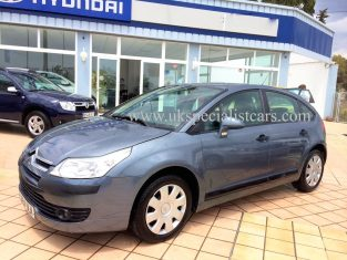 For sale at UK Specialist cars Citroen C4 Diesel Hatchback LHD