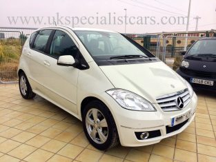 for sale Mercedes A class LHD Automatic