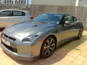 Nissan GTR Black Edition LHD